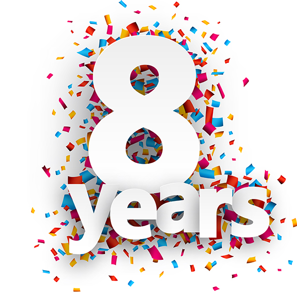 Happy 8th Birthday FGS! | FGS Recruitment